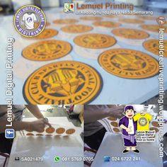 Custom Print & Cut Logo/Emblem Jersey Siap Heat Press Berkualitas by DIGITHING Logo Emblem, Heat Press, Prints