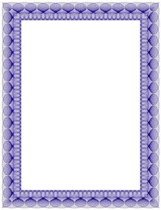 Bordes Decorativos: Bordes decorativos de diplomas para imprimir                                                                                                                                                                                 Mais