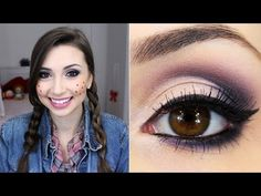 Maquiagem para Festa Junina - YouTube Fika, Lipstick, Makeup, Youtube, How To Make, Blog, Beauty, Makeup Ideas, Makeup Ideas