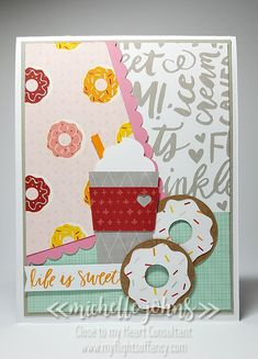 Welcome back to the blog! Monday's are card days! (I'd go with Make a Card Monday, but it's already been taken by a number of people, but one of my idols, Kristina Werner was the …