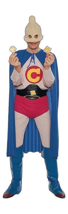 CostumePub.com - Captain Condom #HalloweenCostume