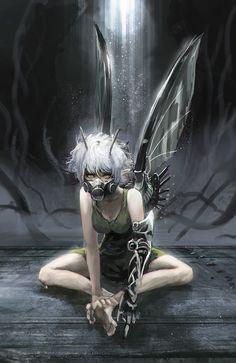 Fairy, Eiich Matsuba on ArtStation at https://www.artstation.com/artwork/fairy-d732d6f9-5ba1-45a8-9c6b-0ef14d4751cb