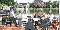 Stuttgarter Saloniker beim Böblinger Seefest