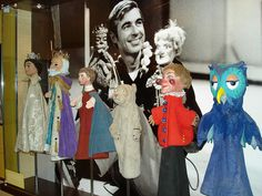 Mister Rogers Puppets