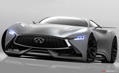 Infiniti Concept Vision GT for Gran Turismo 6 Visit us at https://www.facebook.com/DevilsOwnInjection