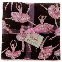 """Tiny Dancer 10"""" Squares - Maria Kalinowski - Kanvas Studios"""