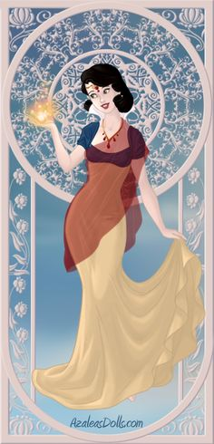 Goddess Snow White by ~A1r2i3e4l5 on deviantART