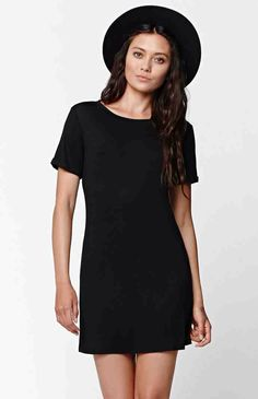 Hooked on T-Shirt Dress that I found on the PacSun App