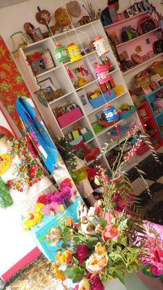 Ancien Atelier Boutique du Bazar de Roulottes