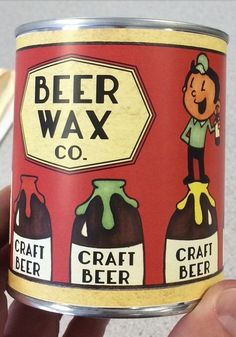 Craft beer wax top kit dipping seal brewing supplies by BeerWaxCo Beer Brewing Kits, Brewing Recipes, Beer Recipes, Home Brew Supplies, Brewing Supplies, Gifts For Beer Lovers, Beer Gifts, Home Brewery, Brewing Equipment