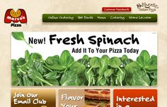 Welcome to Marco's Pizza Ah!thentic Italian Pizza: Visite website - http://marcos.com/home