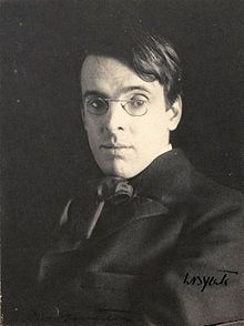 (W.B.) Yeats, an Irish poet, is quoted on page 283.