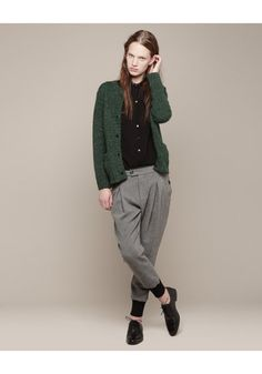 BOY BY BAND OF OUTSIDERS POCKET CARDIGAN