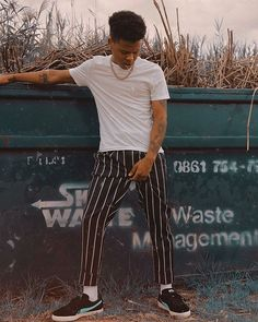Men arent trash they just sometimes take pictures next to it. - Nasty C