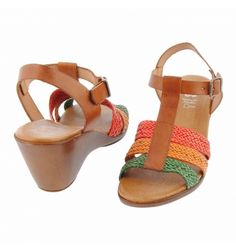 457a2b10c Shop online Sandals wedge and espadrilles - Paula Alonso - Shop online