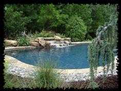 swimming pool designs | ... Designed Swimming Pools By Aquatic Creations - Retro Swimming Pool