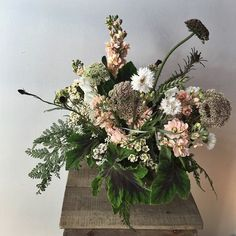 """129 Likes, 5 Comments - FOXGLOVE (@thefoxglovestudio) on Instagram: """"We have fresh spring wild flowers in the studio. These are going out but we have more, if you want…"""""""