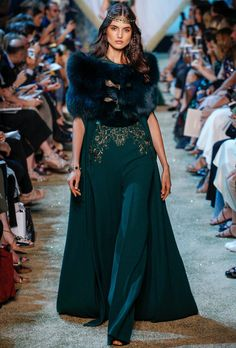 Elie Saab Fall 2017 Haute`Couture Collection