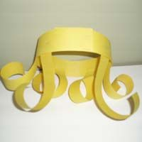 Goldilocks head band