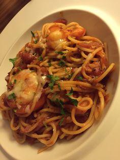 My all time fav!! Marinara spaghetti