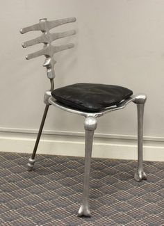 Michael Aram Skeleton Chair : Lot 3235