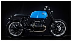 BMW R80S by Tarmac Custom Motorcycles, Vigo