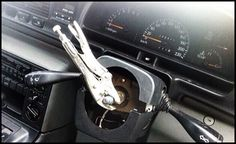 Complete Control  #Dilawri #Pliers #SteeringWheel #BadIdea