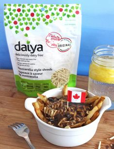 Check out our recipe for the king of all Canadian comfort foods: Poutine.