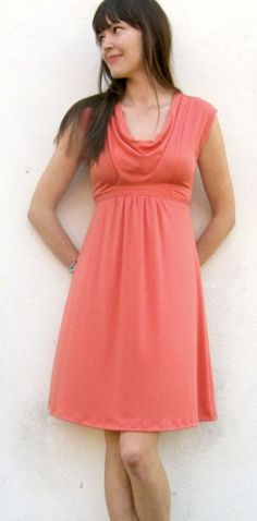97701e6f3f0 Coral. It looks like it s easy to wear..... my kind