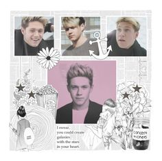 """""""//- so honey now ; take me into your loving arms ; kiss me under the light of a thousand stars ; place your head on my beating heart ; im thinking out loud ; that maybe we found love right where we are -\\"""" by niall-horan-x ❤ liked on Polyvore featuring art"""