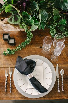 Photography : Katie Lopez Photography Read More on SMP: http://www.stylemepretty.com/florida-weddings/miami-beach/2016/06/24/natural-elements-industrial-architecture-combine-for-one-gorgeous-editorial/