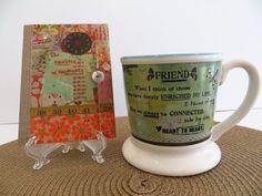Blissfulfavs.com  #friend #coffee cup #coffeetime #coffeetime #coffeebreak #coffeelover Great #giftideas