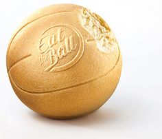 Eat the Ball® Basketball original. Bread of a new Generation. One Ball One Game! First Game, Basketball, Bread, The Originals, Breads, Sandwich Loaf, Netball