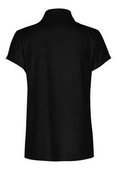 Sort Bitte Kai Rand 432-1047 T-shirt med krave