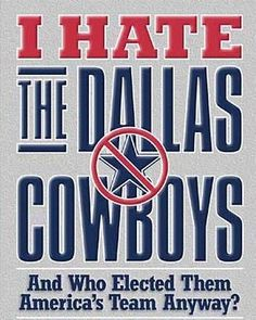 Anti Dallas Cowboys | Wolf Automotive in Wheat RidgeColorado , because he hates niggers and ... Dallas Cowboys Jokes, Dallas Cowboys Images, Cowboys Memes, Nfl Memes, Football Memes, Sports Memes, Nfl Football, Sports Fails, Funny Sports