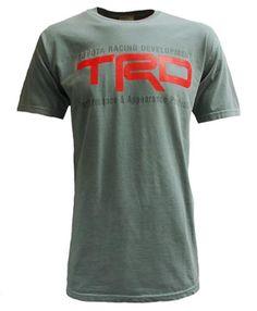 Toyota Men's Colour Wash T-Shirt