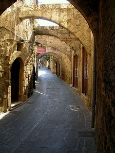 Greek Isles - Rhodes.. I remember Rhodes!! What a wonderful experience!!