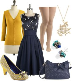 """""""The Bird Cage"""" by allison-biggs-gd on Polyvore"""