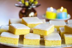 CakeCake Home Inspiration dream homes country 100 inspirational interiors Lemon Brownies, Norwegian Food, Best Food Ever, Easter Recipes, Something Sweet, Party Cakes, Yummy Drinks, Cake Recipes, Sweet Tooth