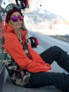 686 Parklan Savanna Anorak Jacket Quick and easy ordering in the Blue Tomato online shop . The 686 Parklan Savanna Anorak Jacket. Ski Gear, Snowboarding Gear, Snow Fashion, Winter Fashion, Ski Bunnies, Wakeboard, Snowboard Girl, Ski Season, Snowboards