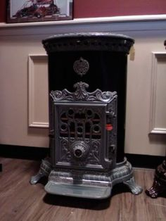 very old coal stoves | Have your Coal Stove Chubby restored, or ...
