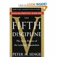 The Fifth Discipline: The Art & Practice of The Learning Organization by Peter Senge - where it all began for business and systems theory Leadership Stories, School Leadership, Learn Drive, Learning Organization, Systems Thinking, Learn Faster, Learning Disabilities, Reading Lists, Books Online