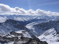 One of my favorite places in the world - Klosters, Switzerland. Learned to ski powder here.