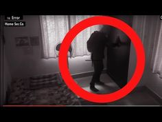 GHOST CAUGHT TAKING CARE OF OWNER HAUNTED HOUSE? Scary ghost caught on c...