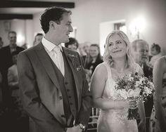 Sneak Peek: Carefree Summertime Larchfield Estate Wedding: Nicola & Richard