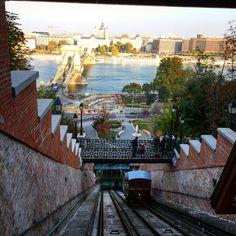 Budavári Sikló Budapest #Hungary