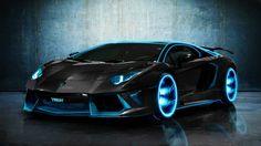 Lamborghini AVENTADOR like a boss