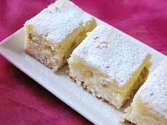 Prajitura turnata cu branza sau mere, poza 1 Romanian Food, Romanian Recipes, No Cook Desserts, Cake Cookies, Cornbread, Sweet Treats, Cheesecake, Deserts, Good Food