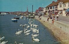 Littlehampton West Sussex England in the 1960's