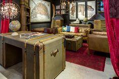 Timothy Oulton - Adventurer room http://www.timothyoulton.com/usa/en/